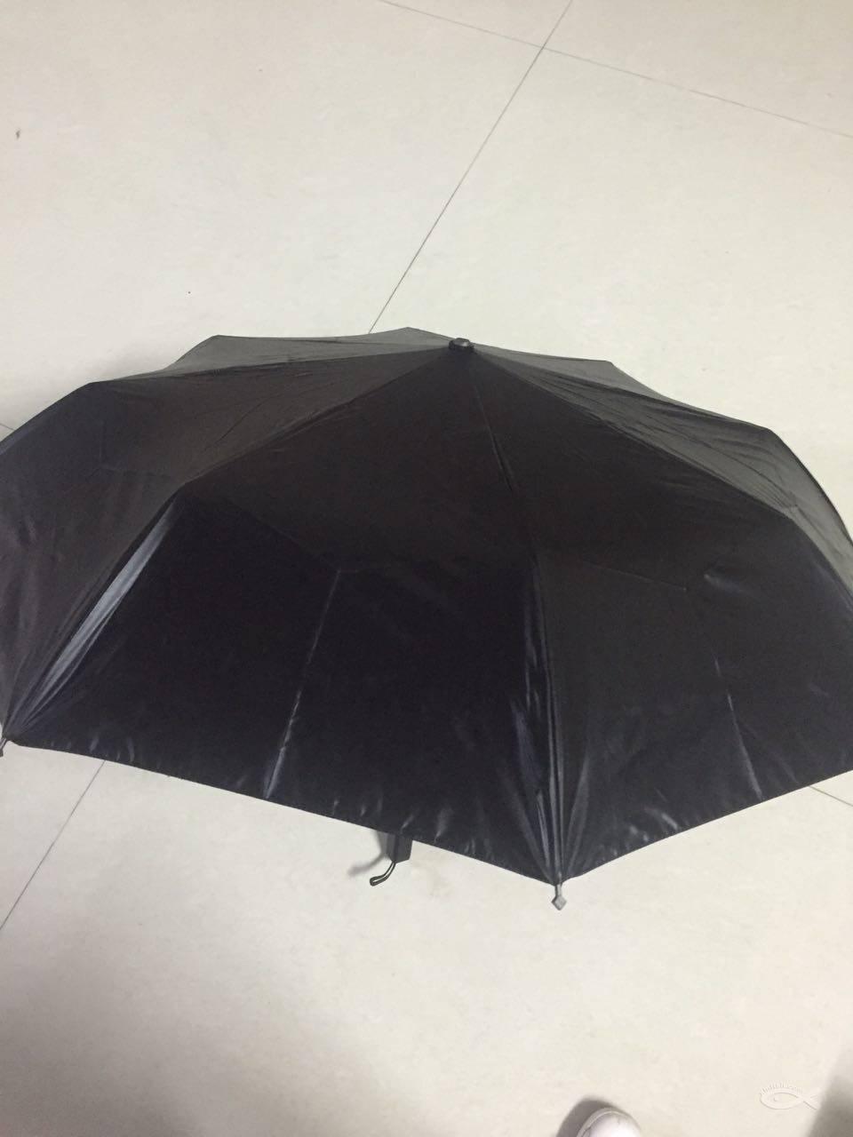 蕉下小黑伞 全新 物尽其用