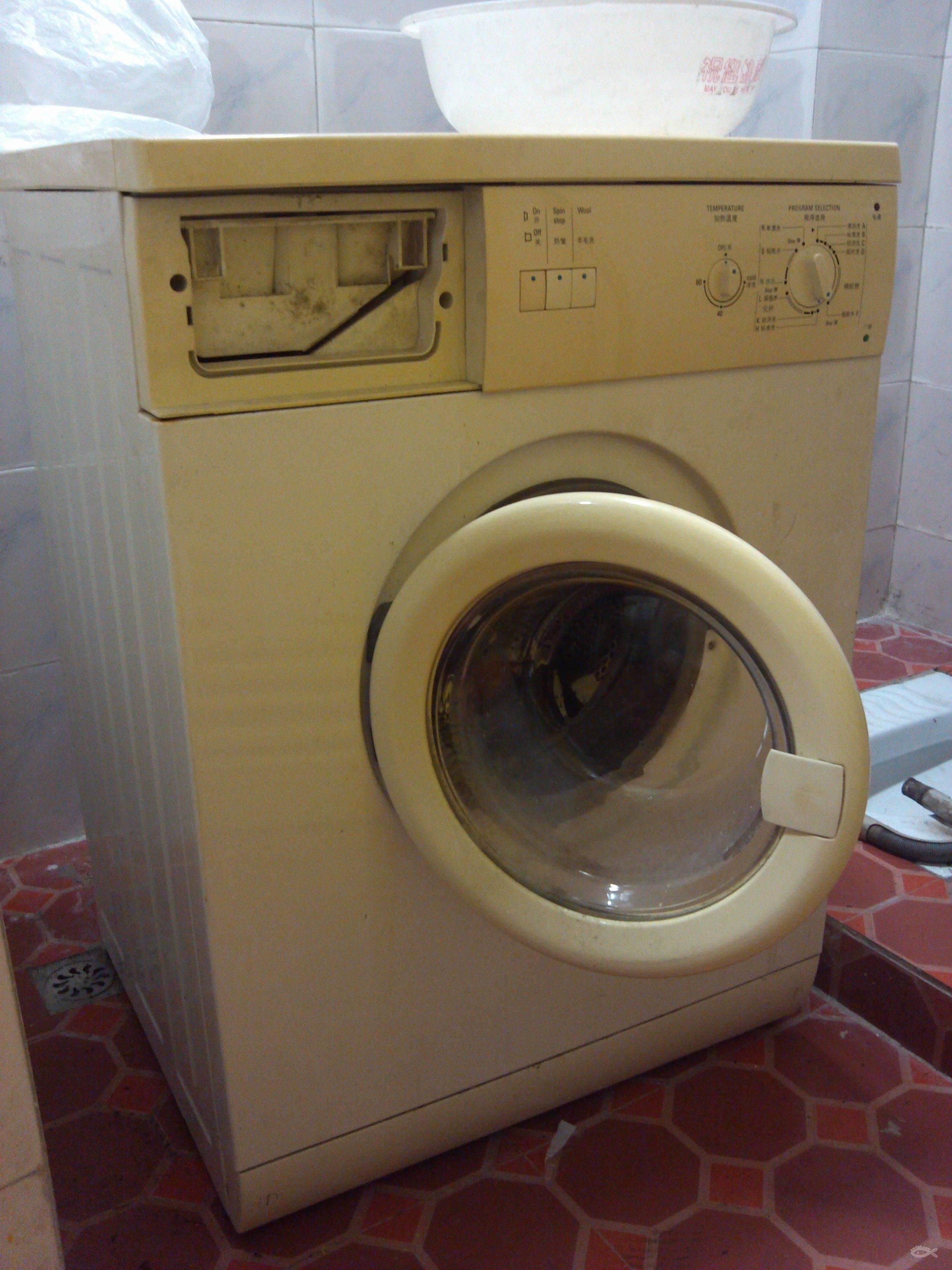 西门子滚筒洗衣机