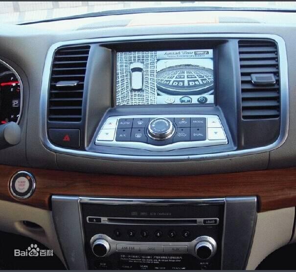 嘉园路360度全景倒车影像包安装 高清图片