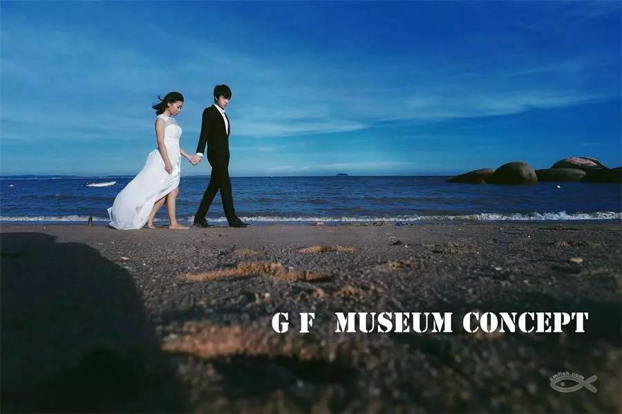 来晒晒我拍的婚纱照!