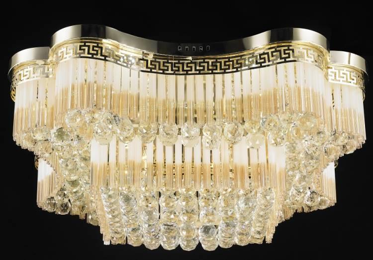 【雷一照明】led水晶灯2015新款