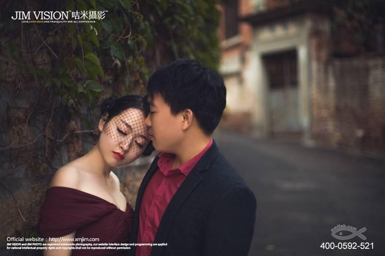 【咭米婚纱摄影】客照欣赏 吴佳婧&谢城